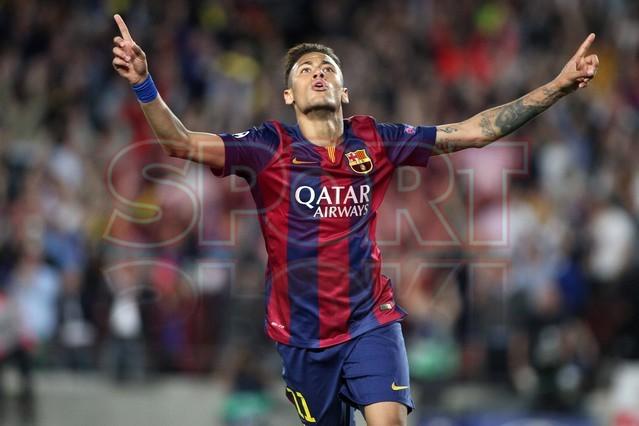 صور : مباراة برشلونة - بايرن ميونيخ  3-0 ( 06-05-2015 )  1430949385676