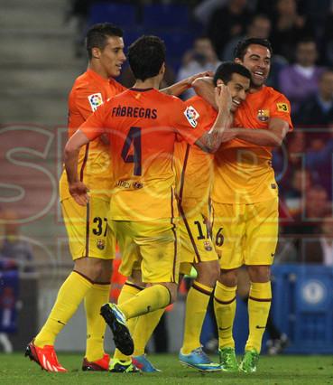 صور مباراة اسبانيول - برشلونة 0-2 ( 26-05-2013 )  1369601868586
