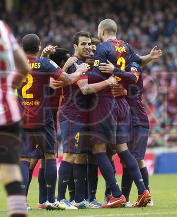 بالصور مباراة أتليتيكو بلباو - برشلونة 2-2 (27-06-2013) 1367089951396