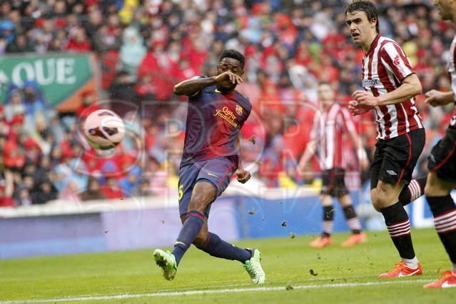 بالصور مباراة أتليتيكو بلباو - برشلونة 2-2 (27-06-2013) 1367089843907