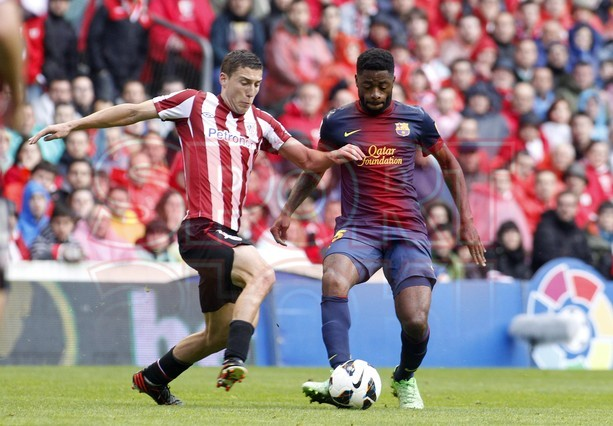 بالصور مباراة أتليتيكو بلباو - برشلونة 2-2 (27-06-2013) 1367089849907