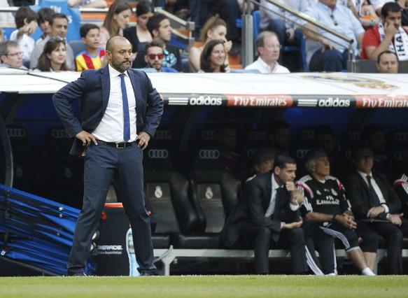 صور : مباراة فالنسيا - ريال مدريد 2-2 ( 09-05-2015 )  1431202947107