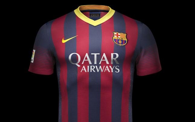 بالصور طقم قميص برشلونة  لموسم 2013-2014 1369123808127