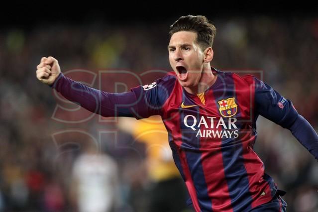 صور : مباراة برشلونة - بايرن ميونيخ  3-0 ( 06-05-2015 )  1430949389227