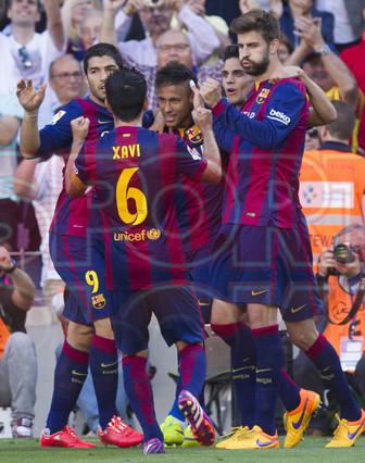 صور : مباراة برشلونة - ريال سوسيداد 2-0 (09-05-2015 ) 1431199814247