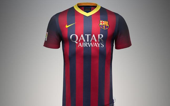 بالصور طقم قميص برشلونة  لموسم 2013-2014 1369123904657