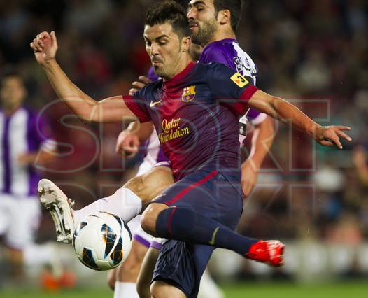 صور مباراة برشلونة - بلد الوليد 2-1 ( 19-05-2013 ) 1368998273987
