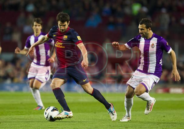 صور مباراة برشلونة - بلد الوليد 2-1 ( 19-05-2013 ) 1368998240218
