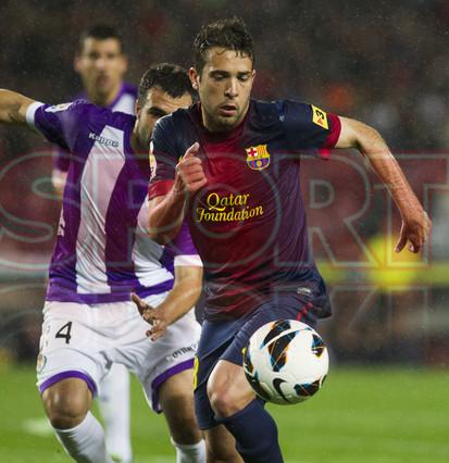 صور مباراة برشلونة - بلد الوليد 2-1 ( 19-05-2013 ) 1368998409418