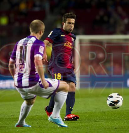 صور مباراة برشلونة - بلد الوليد 2-1 ( 19-05-2013 ) 1368998241528