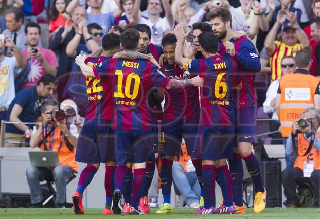 صور : مباراة برشلونة - ريال سوسيداد 2-0 (09-05-2015 ) 1431199814728