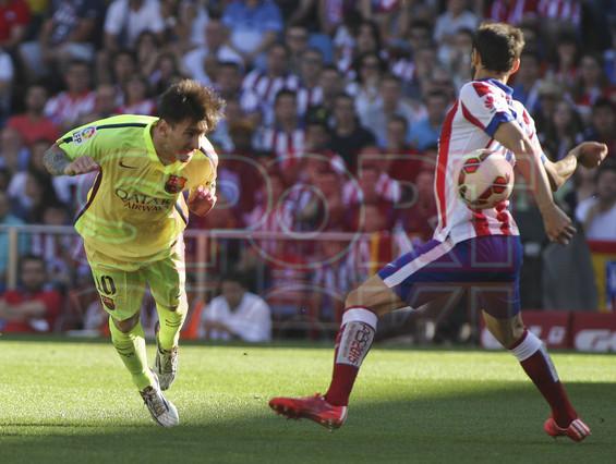 صور : مباراة أتليتيكو مدريد - برشلونة 0-1 ( 17-05-2015 )  1431890635069