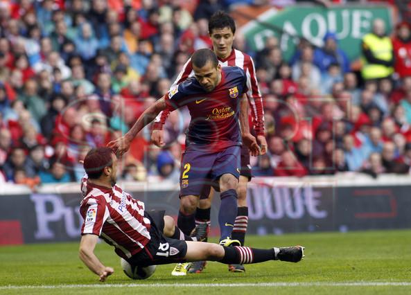 بالصور مباراة أتليتيكو بلباو - برشلونة 2-2 (27-06-2013) 1367089843979
