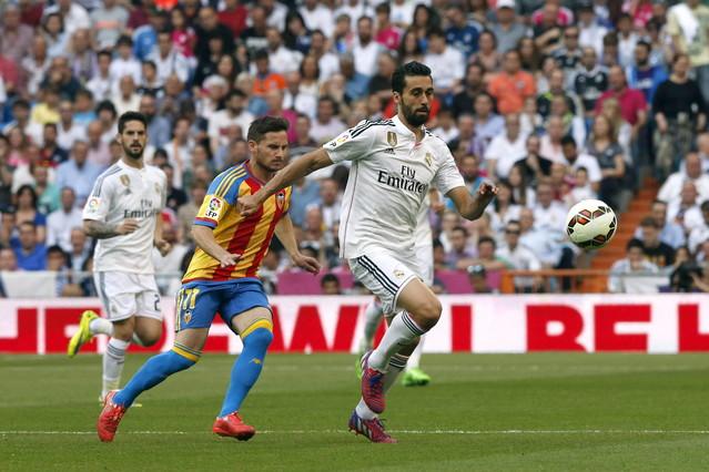 صور : مباراة فالنسيا - ريال مدريد 2-2 ( 09-05-2015 )  1431202944679