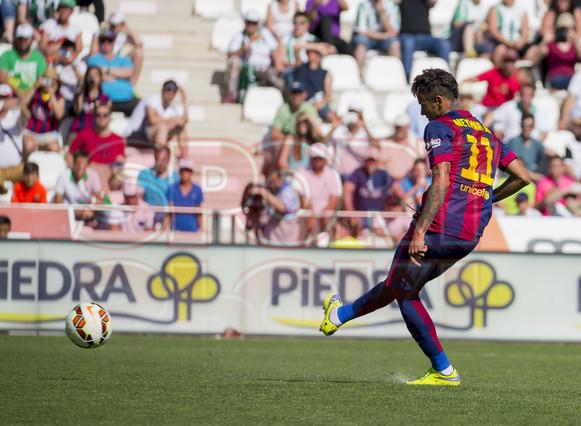 صور : مباراة قرطبة - برشلونة  0-8 ( 02-05-2015 )  1430583417689