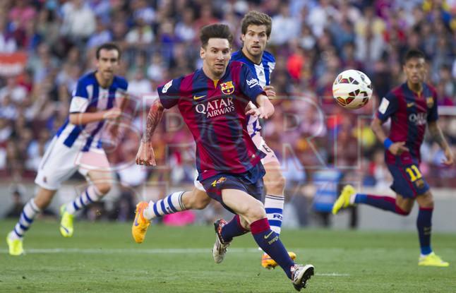 صور : مباراة برشلونة - ريال سوسيداد 2-0 (09-05-2015 ) 1431199812899