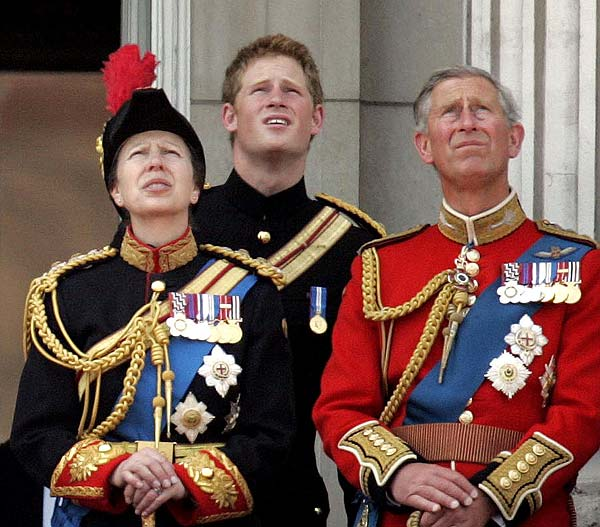 Princesa Margarita de Gran Bretaña e irlanda del Norte 1167676069_extras_fotos_gente_0
