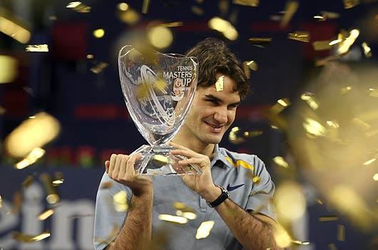 صور للاعبي التنس المحترفين Federer_afp