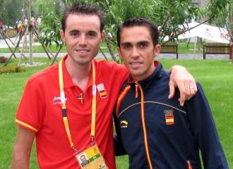 ¿Cuánto mide Alberto Contador? - Estatura y peso - Real height 1293706628_0