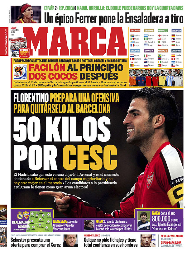 Cesc Fábregas - post oficial - G1205