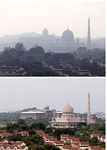 La contaminación del aire mata: Singapur, Unión Europea... 1371720653_extras_ladillos_1_0