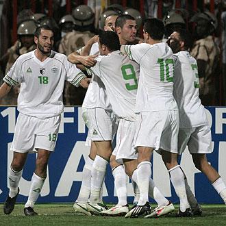 Argelia se clasifica para el mundial 1258572642_0
