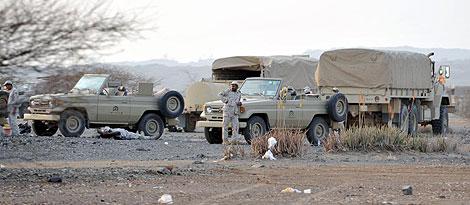 Yémen: guerre du gouvernement contre les Houtis 1257424563_0