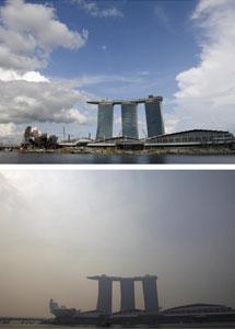 La contaminación del aire mata: Singapur, Unión Europea... 1371720653_extras_ladillos_2_0