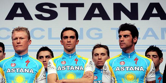 ¿Cuánto mide Alberto Contador? - Estatura y peso - Real height 1265905759_0