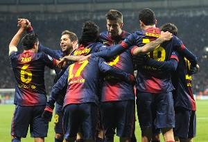 Spartak Moscú - FC Barcelona (Champions League) Ultima_300x205