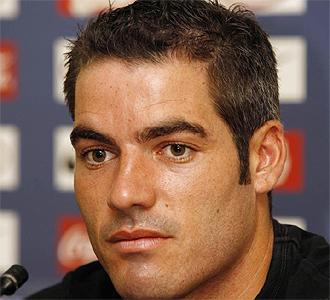 Antonio López nuevo capitán del Atlético 1247736664_0