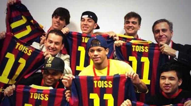 Neymar JR: O Galo do Barça 1370273614_extras_noticia_foton_7_0