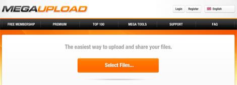El FBI cierra Megaupload, una de las mayores webs de intercambio de archivos 1327002605_0