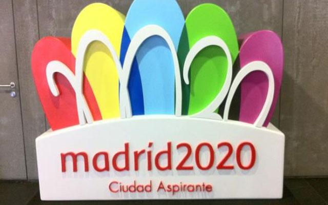 Logo de Madrid 2020. 1327920554_0