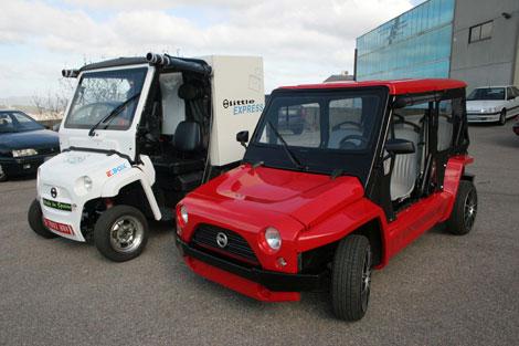 Sin ruido, sin impuestos, sin emisiones... El primer vehículo eléctrico español 1329646563_extras_ladillos_1_0