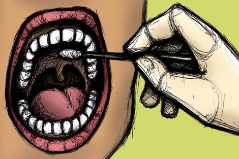 El test de saliva, eficaz para detectar el VIH  1327606039_0