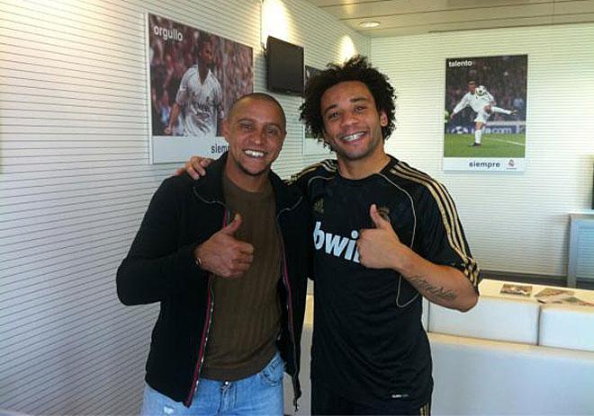 ¿Cuánto mide Roberto Carlos? (futbolista) - Altura - Real height 1329048577_extras_albumes_0