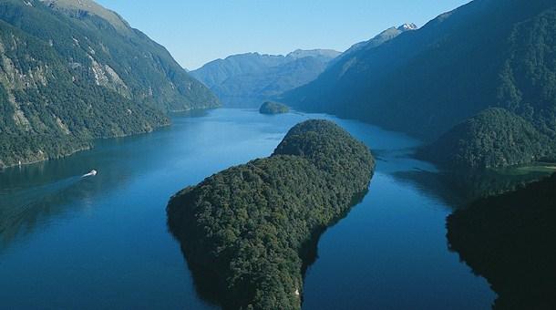 Los destinos elegidos para visitar en 2013 Fiordos-queenstown