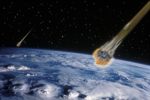 معلومة عن النيازك... Meteorite