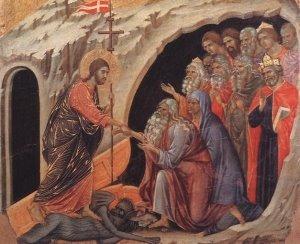 Jésus est-il allé en enfer entre sa mort et sa résurrection ? Jesusdescentintosheol