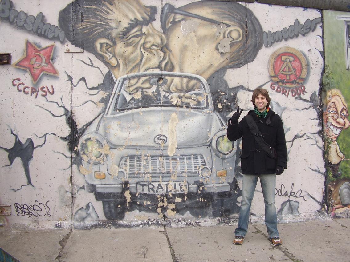 GRAFFITIS ES UN ARTE Mauer