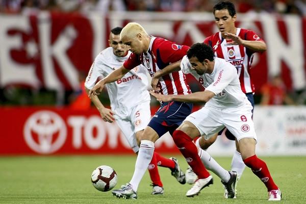 México se desvanece en la Copa Libertadores Bofo