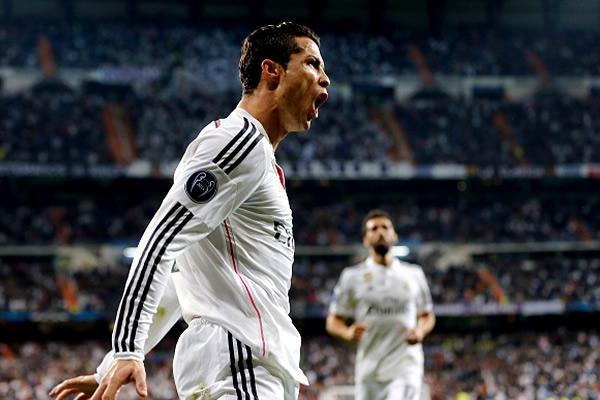 Cristiano Ronaldo superó a Raúl en Europa Cr7