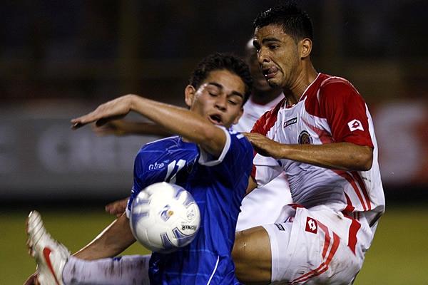 Rumbo a La Copa Mundo 2010: El Salvador 1 Costa Rica 0 El-salvador3