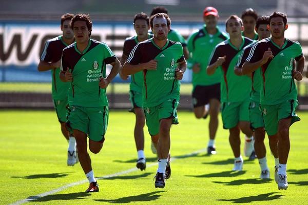 Informacion - Juego contra Mexico el 10 de octubre. Entrenamiento-mexico-28-0