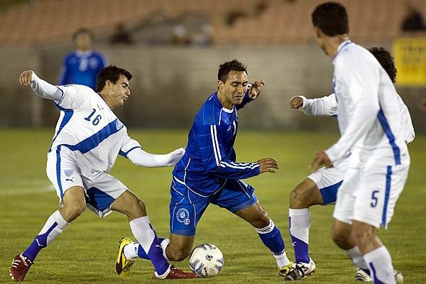 3-3-2010 Amistoso - El Salvador 1 Guatemala 2. Guatemala-2-1-el-salvador