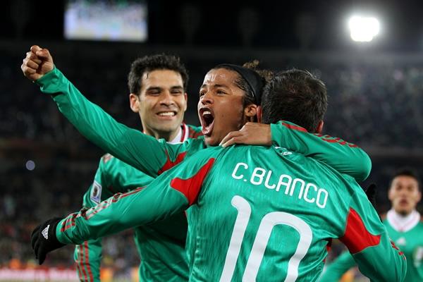 Mèxico V.S Francia Francia-mexico95-0