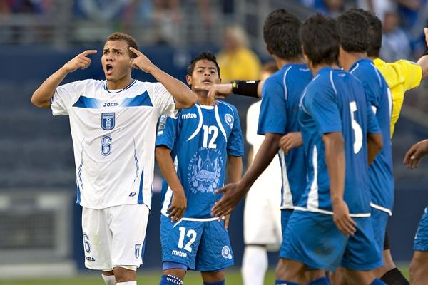 Eliminatorias Olimpicos Londres 2012: El Salvador 2 Honduras 3. El-salvador-vaya-que-preocuo-a-los-hondurenos
