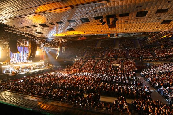 ESC 2015 Stadthalle