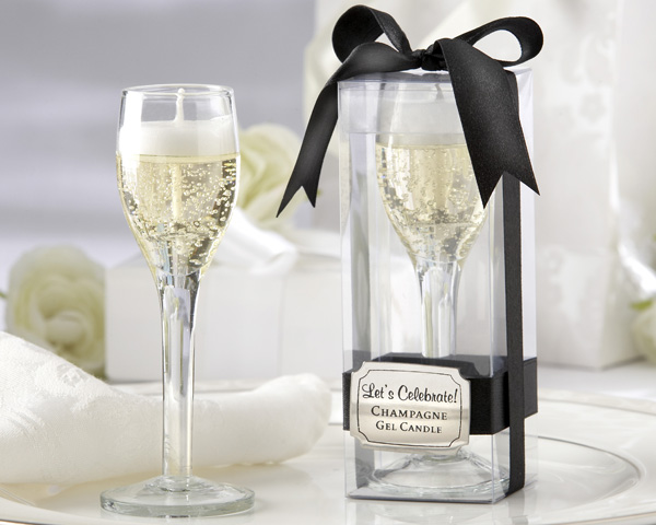 Svece  u svim varijantama - Page 2 Champagne-gell-candle